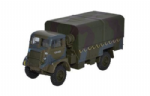 Oxford Diecast 76QLD002 Bedford QLD 1st Armoured Division 1941
